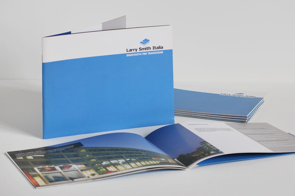 Brochure Larry Smith