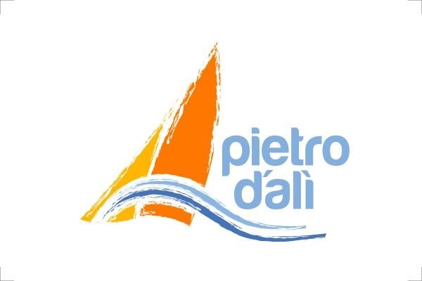 Marchio grafico Pietro D'Alì - Skipper e Navigatore