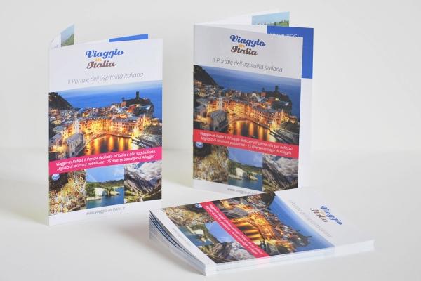 Brochure Viaggio in Italia