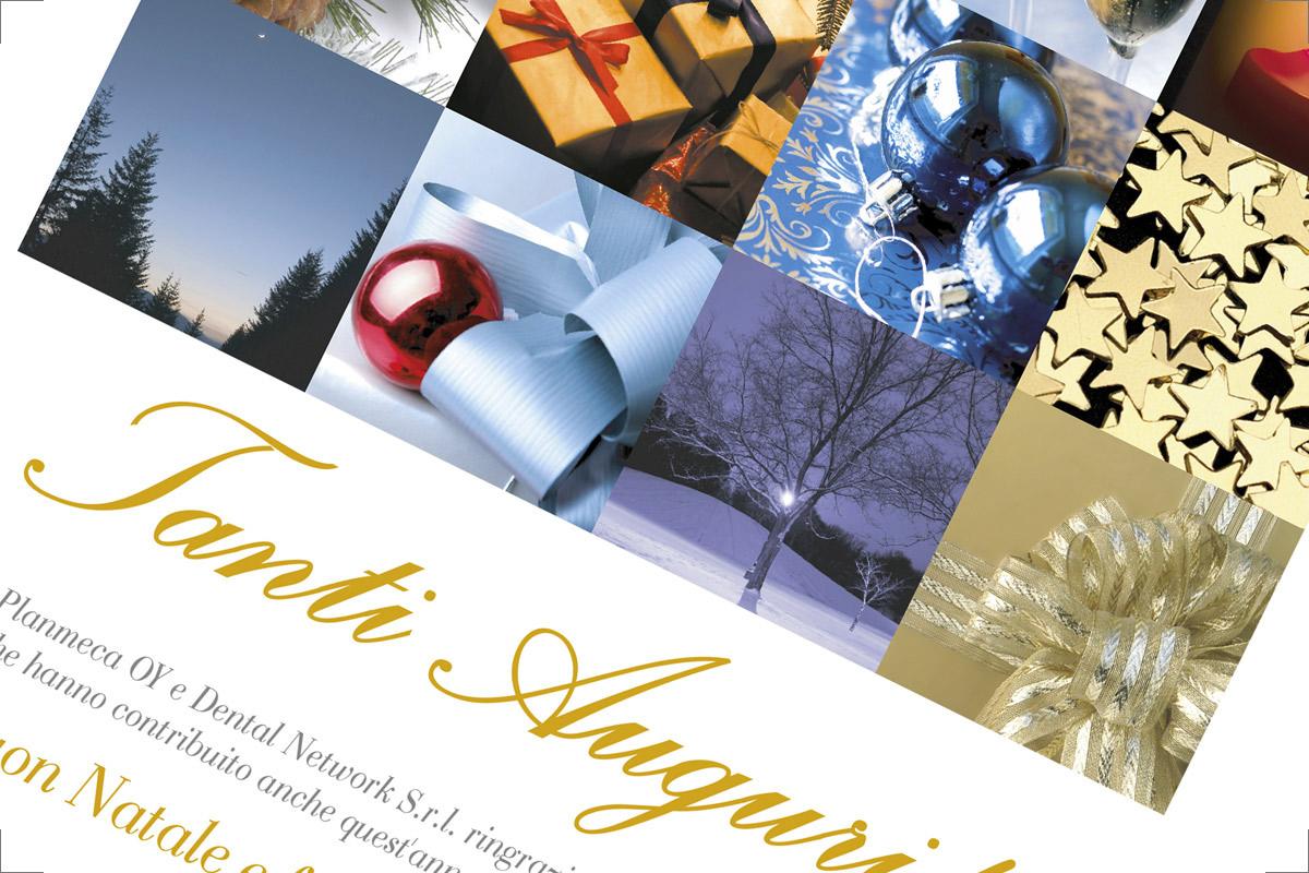 Pagine pubblicità Dental Network 2011