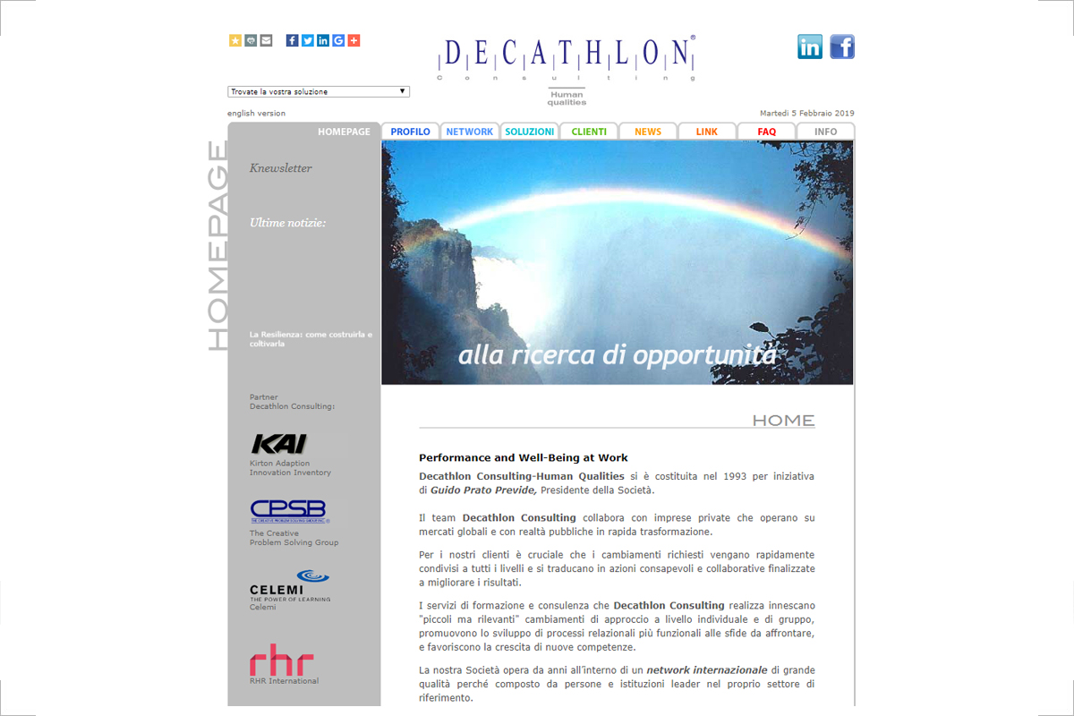 Decathlon Consulting Milano
