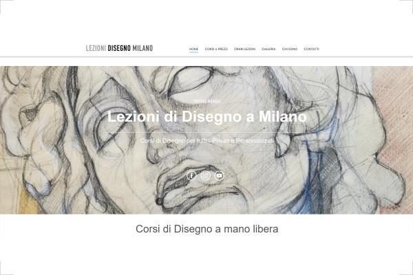 Lezioni Disegno Milano